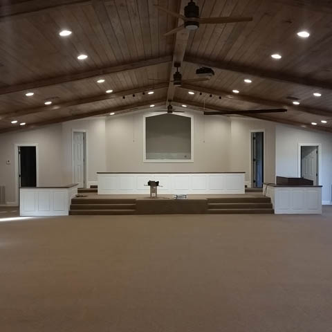 Church's New Look